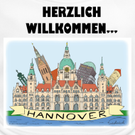 Hannover rathaus sehensw rdigkeiten souvenir sommer des for Hannover souvenirs