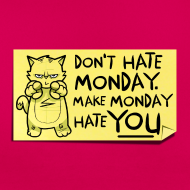 Design ~ Peppy: Don't Hate Mondays