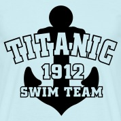Titanic 1912 SwimTeam T-paidat