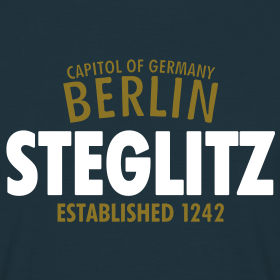 Motiv ~ Capitol Of Germany Berlin - Steglitz Established 1242