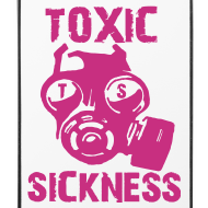 Design ~ Women`s Toxic iPhone 4/4S Cover