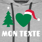 Design I Love Noël 1