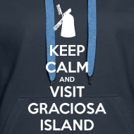 Design ~ Keep Calm Graciosa Windmill