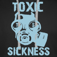 Design ~ New Men`s Toxic Hoodie
