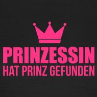 Prinzessin hat Prinz gefunden! Polterabend T-Shirt