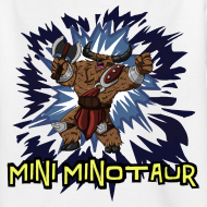 Design ~ Tobuscus Mini Minotaur