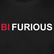 Design ~ BiFurious Shirt