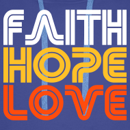 Design ~ FAITH HOPE LOVE
