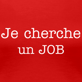 je cherche un job my shopping