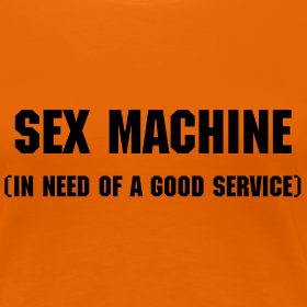Sex Machine (In Need Of A Good Service)