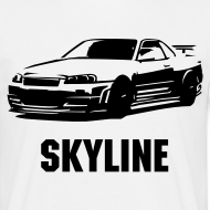 Design ~ Skyline T Shirt