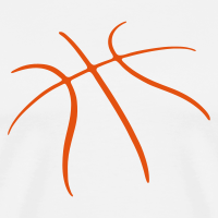 Zoom: Men's Premium T-Shirt with design Basketball