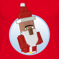 Design ~ Santa-Villager - Mens