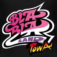 Motif ~ Tshirt junior BBL Powa