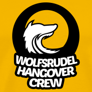 Hangover Crew, Team Hangover, Party, JGA T-Shirts