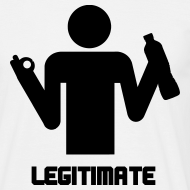 Design legitimate t shirt