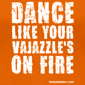 VAJAZZLE 1 // DIGITAL-DIRECT // WOMEN'S GIRLIE | funky dubster