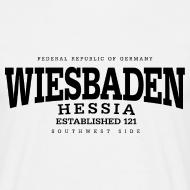 Motiv ~ Wiesbaden (black)