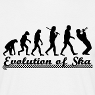 Evolution of SKA! T-Shirt