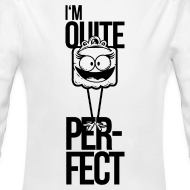 i am quite perfect, mädchen perfektionismus Pullover & Hoodies