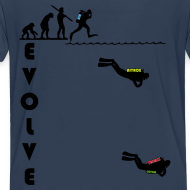 Motif ~ Tshirt  en UDS Evolve