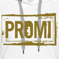 Stempel mit Promi Schriftzug Pullover & Hoodies