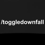 Motiv ~ Regenschirm /toggledownfall (klein)