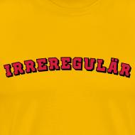 Irreregulär T-Shirt