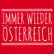Immer wieder Österreich Fan-Shirt