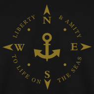 Seefahrer, Segler, Boot, Anker, Freiheit Pullover & Hoodies