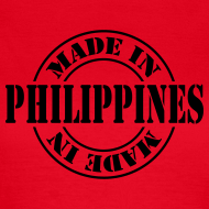 Design ~ made in the Philippines