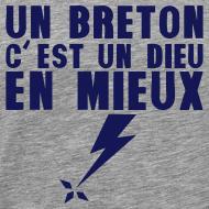 Motif ~ un Breton c'est un DIEU en mieux