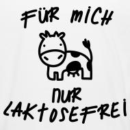 Kuhmilch für mich nur laktosefrei mit Baby Muh Kuh T-Shirts