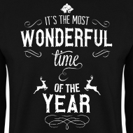most_wonderful_time_of_the_year_w Pullover & Hoodies