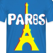 3d t-shirt paris,eiffel tower