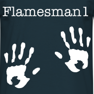 Motiv ~ Flamesman1 Fan T-shirt