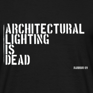 Design ~ AL is Dead - Mens Classic Black