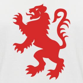 scottish-lion-rampant-black-white-sleeve-baseball-t-shirt_design.png