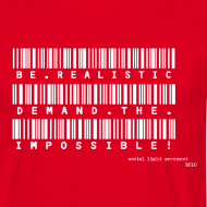 Design ~ SLM - impossible bar code (mens classic)