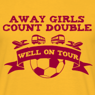 Design ~ Away Girls Count Double