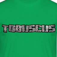 Design ~ TOBUSCUS (with outline)