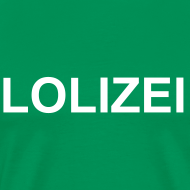 LOLIZEI | T-Shirt, Girlieshirt, Tee, POLIZEI