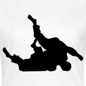 judo wrestling martial T-shirt