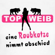 TOP WEIB – T-Shirt für den Junggesellenabschied