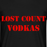 Design ~ Vodka men's tee