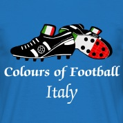 Colours of Fooball Italy - Classic Tee