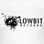Design ~ Lowbit Records Women's Classic T-Shirt (Black Print)