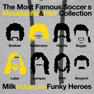 ~ Soccer's Moustache&Hair Collection
