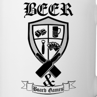 Design ~ BEER & BOARD GAMES