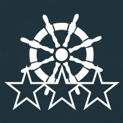 3 STAR SKIPPER T-Shirt WN
